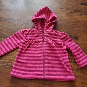 Old Navy infant girl's hoodie